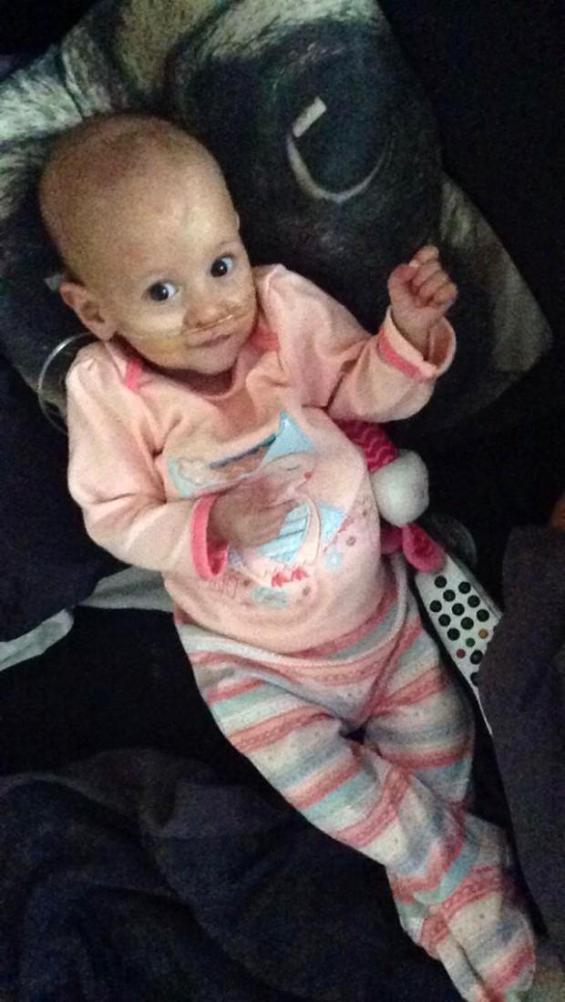 Sinh ra chỉ nặng 0,5kg, thế nhưng bé gái này vẫn làm nên một 'kỳ tích' khác mà chẳng ai có thể ngờ đến - Ảnh 4