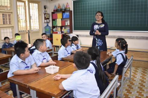 TP.HCM: Quy định mới về số vở bắt buộc đối với học sinh cấp tiểu học - Ảnh 1
