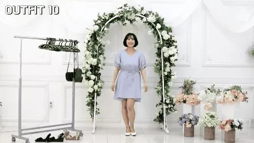 Gợi ý 10 bộ đồ chuẩn giúp bạn thật đẹp đi dự đám cưới mà không sợ bị đánh giá 'làm lố' - Ảnh 10