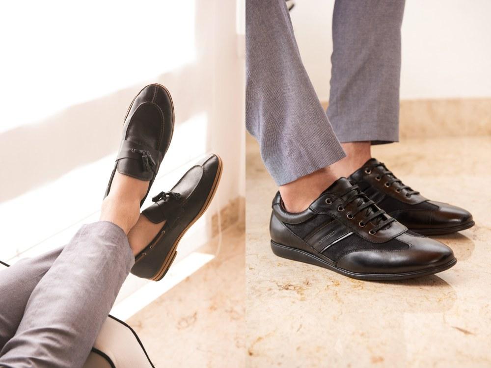Chọn giày cho bạn trai cần phải tinh tế quan sát và khéo léo hỏi han để mua giày đúng sở thích của chàng
