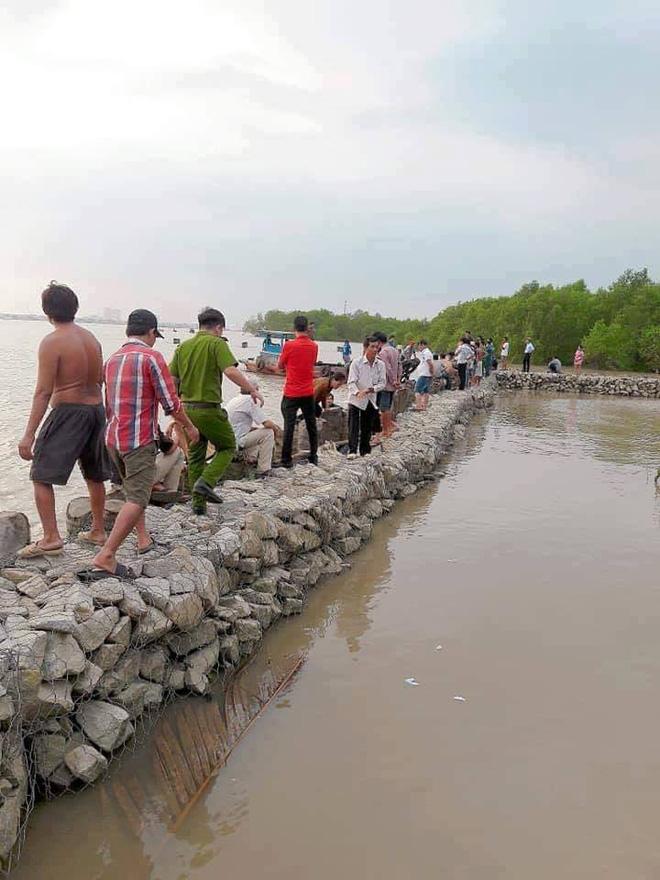 Rủ nhau đi tắm sông, nam sinh lớp 7 đuối nước mất tích ở Đồng Nai - Ảnh 1