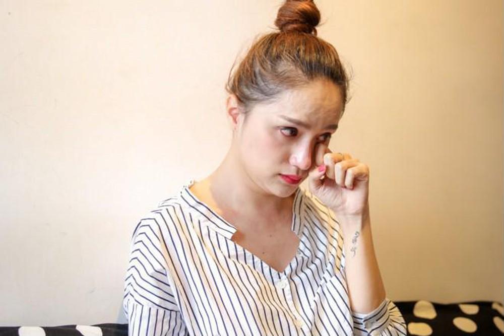 Sao Việt khủng hoảng vì stress: Người tự bóc tay đến rỉ máu, người có ý định nhảy lầu tự tử - Ảnh 5