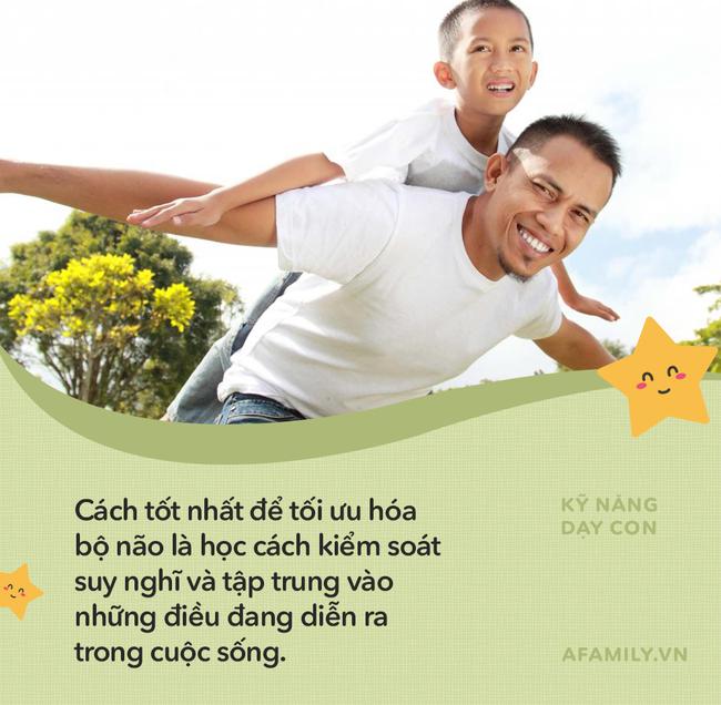 Bố mẹ dạy con 6 kỹ năng thiết yếu này càng sớm, con càng có nhiều cơ hội thành công trong tương lai - Ảnh 4