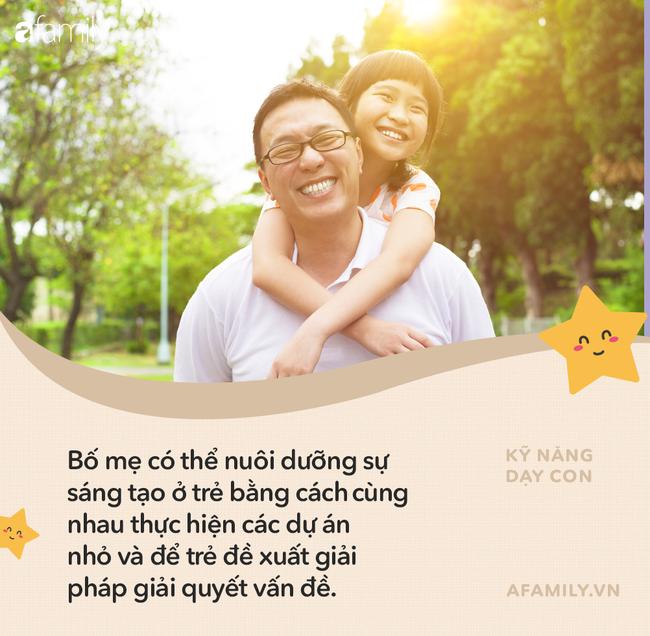 Bố mẹ dạy con 6 kỹ năng thiết yếu này càng sớm, con càng có nhiều cơ hội thành công trong tương lai - Ảnh 6