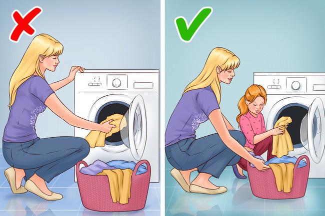 Muốn con lớn lên là người có trách nhiệm và thành công thì ngay bây giờ cha mẹ hãy tập 'buông tay' 10 điều sau - Ảnh 10
