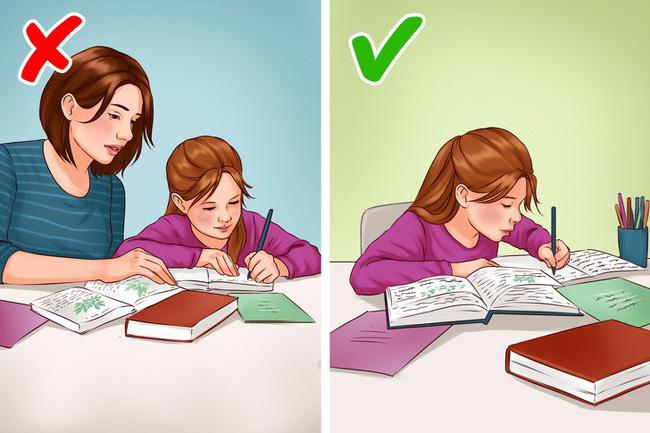 Muốn con lớn lên là người có trách nhiệm và thành công thì ngay bây giờ cha mẹ hãy tập 'buông tay' 10 điều sau - Ảnh 5