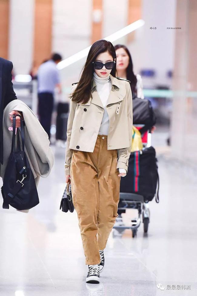 Những cách diện trench coat thanh lịch cá tính từ các kiều nữ Hàn dành cho nàng công sở ngoài 30 - Ảnh 2