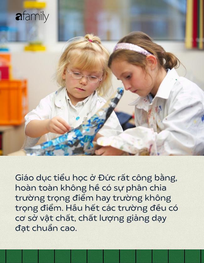 Những điều thú vị về giáo dục tiểu học Đức: Áp lực ngay từ khi vào lớp 1 nhưng bài tập về nhà không được quá 15 phút - Ảnh 1
