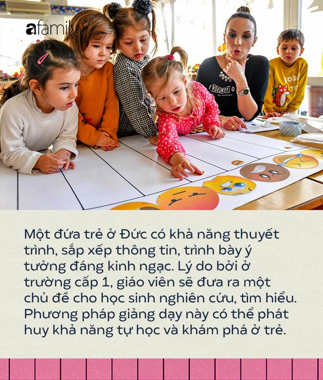 Những điều thú vị về giáo dục tiểu học Đức: Áp lực ngay từ khi vào lớp 1 nhưng bài tập về nhà không được quá 15 phút - Ảnh 3