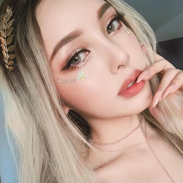 2 tuyệt chiêu trang điểm đôi mắt long lanh của hotgirl Hàn chuẩn bị đón năm mới - Ảnh 6