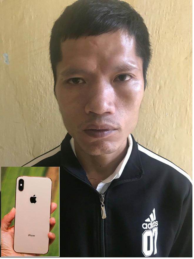 Nam thanh niên bị bắt vì nhặt được iPhone XS Max nhưng không trả - Ảnh 1
