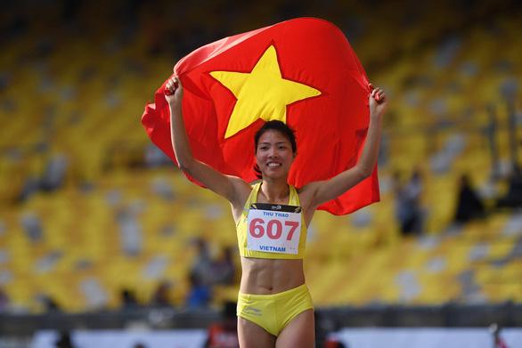 Bùi Thị Thu Thảo: Nhà vô địch Asiad 18 đi bán khoai lang - Ảnh 2