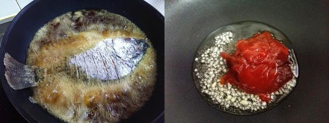 Học ngay món cá chiên giòn xốt chua ngọt vừa ngon vừa đẹp cho tiệc cuối năm thêm tròn đầy - Ảnh 2
