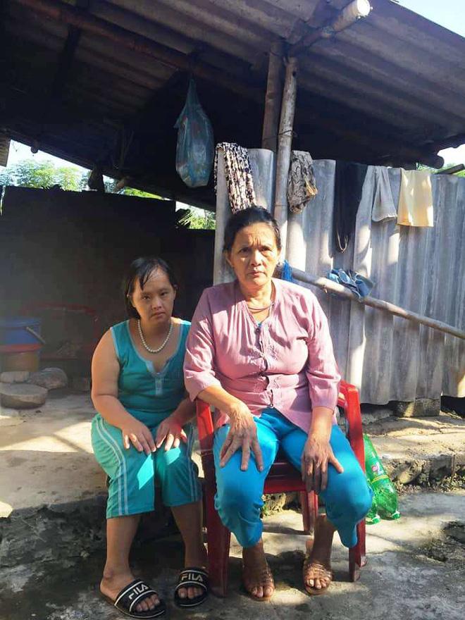 Cảnh đời éo le của cô giáo mầm non bị ung thư, đơn thân nuôi con gái bị Down ngày cận Tết - Ảnh 1