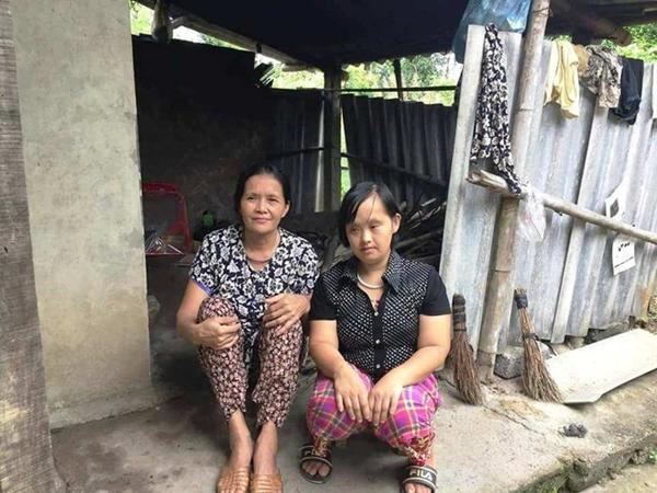 Cảnh đời éo le của cô giáo mầm non bị ung thư, đơn thân nuôi con gái bị Down ngày cận Tết - Ảnh 2