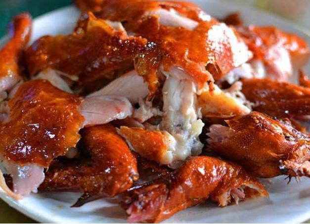 Không cần nước hay dầu ăn, cho thịt gà vào nồi cơm điện được ngay món nướng ngon thế này - Ảnh 4