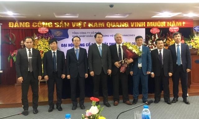 Biến lớn tại Vinaconex, tòa án tạm dừng khẩn cấp nghị quyết bầu HĐQT mới - Ảnh 1
