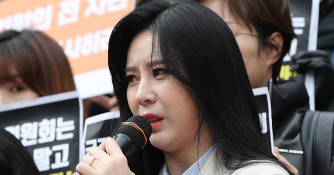 Cảnh sát xin lỗi vì không bảo vệ được nhân chứng vụ Jang Ja Yeon - Ảnh 2