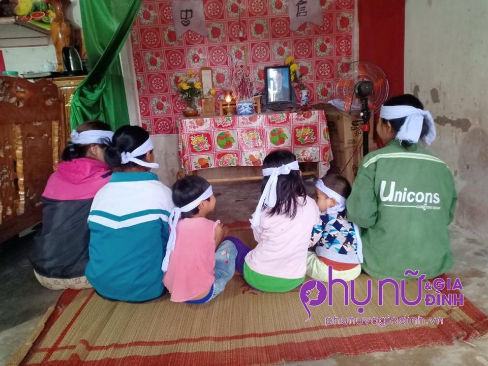 Thảm cảnh 6 đứa trẻ mồ côi cha ước mơ mẹ có tiền chữa bệnh để chăm lo cho đàn con - Ảnh 6