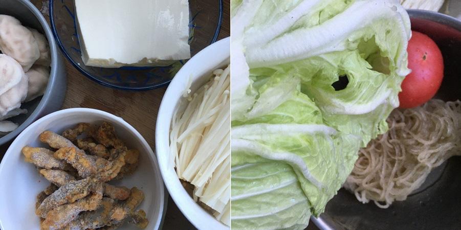 Học người Hàn cách nấu miến ngon ngất ngây, ăn hoài mà không sợ tăng cân! - Ảnh 1