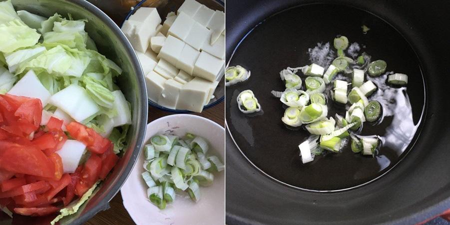 Học người Hàn cách nấu miến ngon ngất ngây, ăn hoài mà không sợ tăng cân! - Ảnh 2