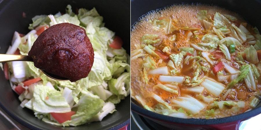 Học người Hàn cách nấu miến ngon ngất ngây, ăn hoài mà không sợ tăng cân! - Ảnh 3