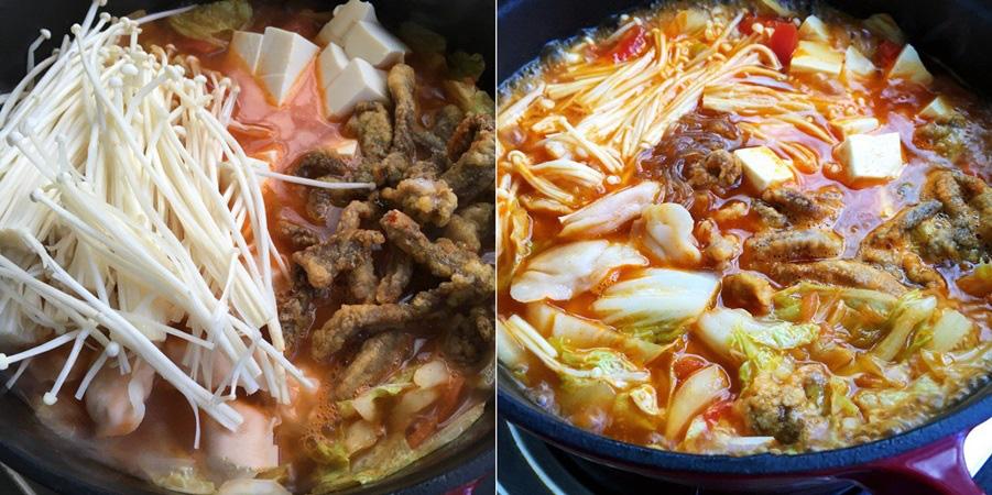 Học người Hàn cách nấu miến ngon ngất ngây, ăn hoài mà không sợ tăng cân! - Ảnh 4