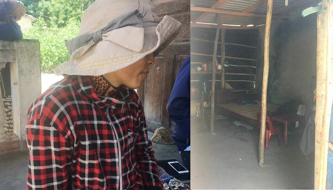 Hoàn cảnh khó khăn bệnh tật của người mẹ chôn sống con ở Bình Thuận - Ảnh 3