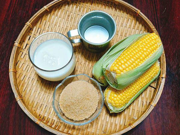 Cách làm sữa ngô ngon sánh mịn bổ dưỡng tại nhà - Ảnh 1