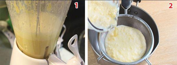 Cách làm sữa ngô ngon sánh mịn bổ dưỡng tại nhà - Ảnh 3