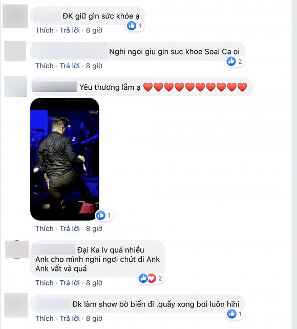 Đàm Vĩnh Hưng tuyên bố hạn chế xuất hiện, giảm bớt lịch diễn khiến fan lo lắng - Ảnh 2