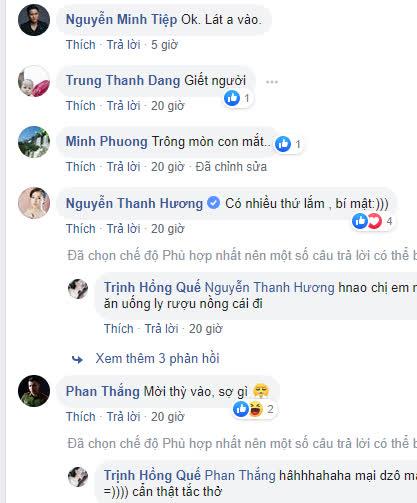 Diện nội y ren mỏng tang để vùng nhạy cảm lồ lộ, Hồng Quế khiến fan 'đỏ mặt tía tai' vì ngượng - Ảnh 2