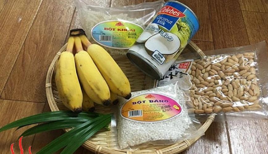 Cách làm chè chuối hấp nước cốt dừa ngậy thơm đơn giản tại nhà - Ảnh 1