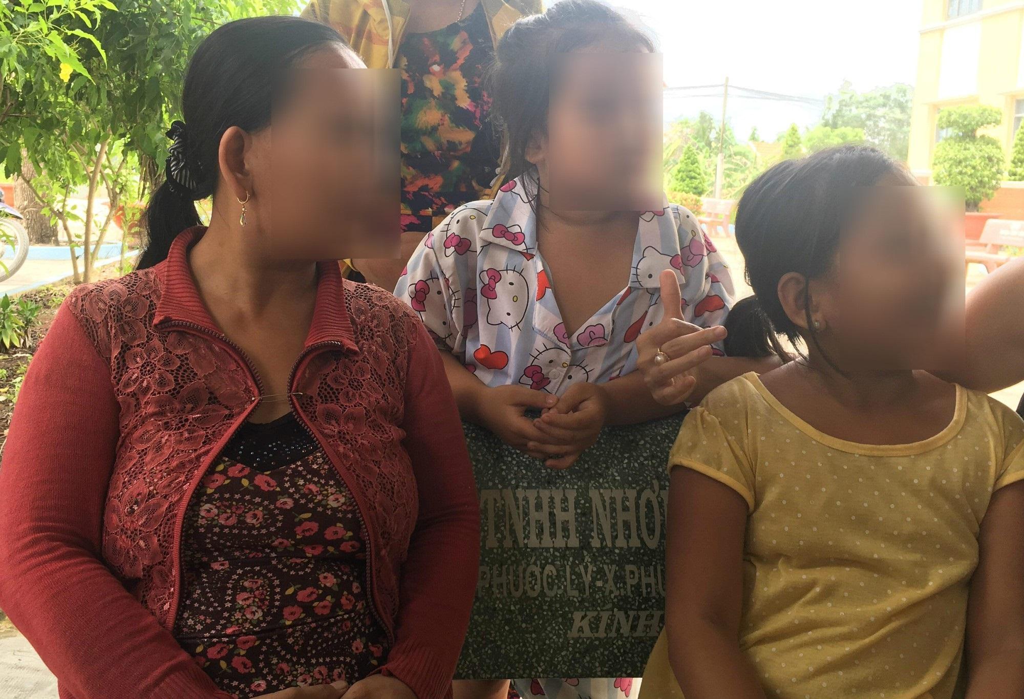 Căm phẫn: Cha ruột hiếp dâm con gái 9 tuổi 5 lần, xâm hại cả hai bé hàng xóm - Ảnh 1