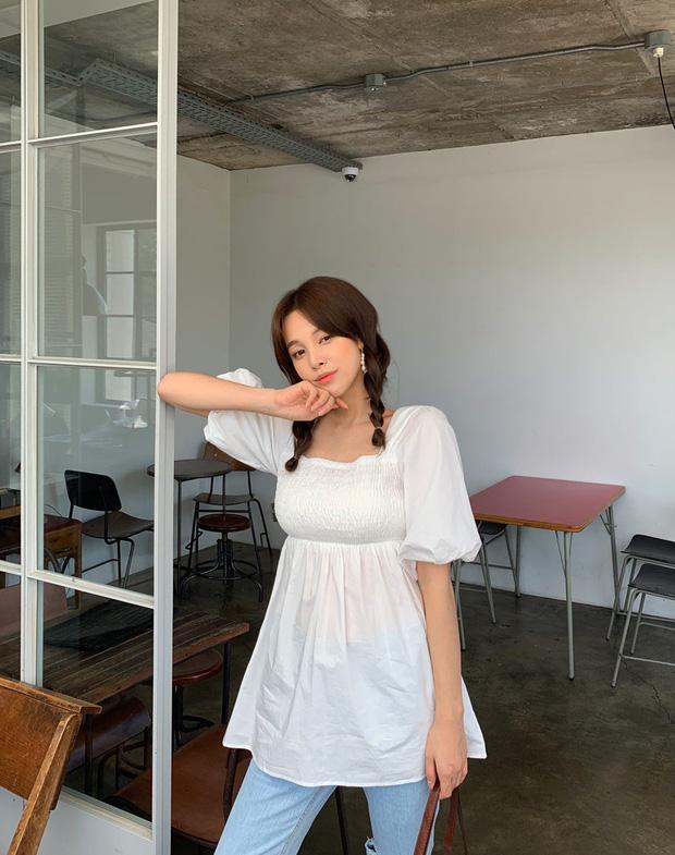 """4 mẫu áo blouse chống chỉ định chị em diện đi làm bởi kiểu thì hở hang quá, kiểu thì """"bô nhếch"""" kém sang - Ảnh 10"""