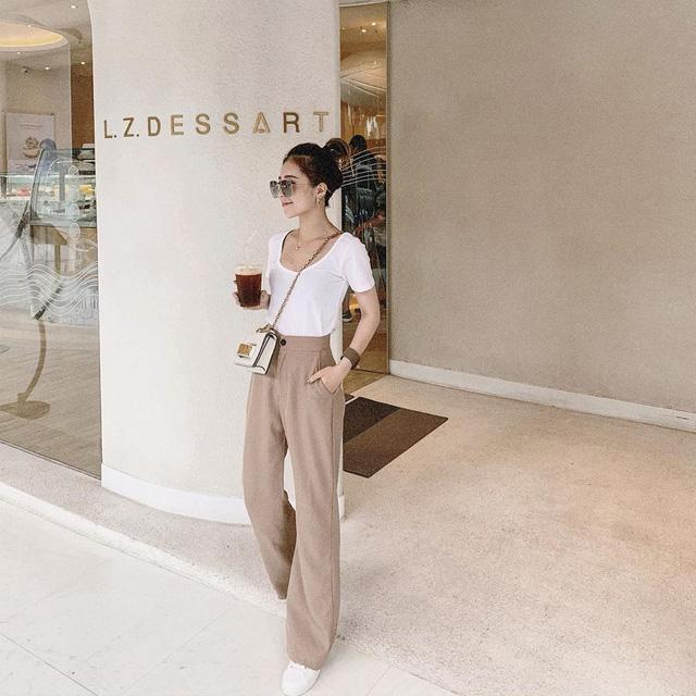 Street style Châu Á: 12 set đồ đơn giản nhưng nhìn nàng nào cũng 'lên hương' nhờ loạt bí quyết hay - Ảnh 1