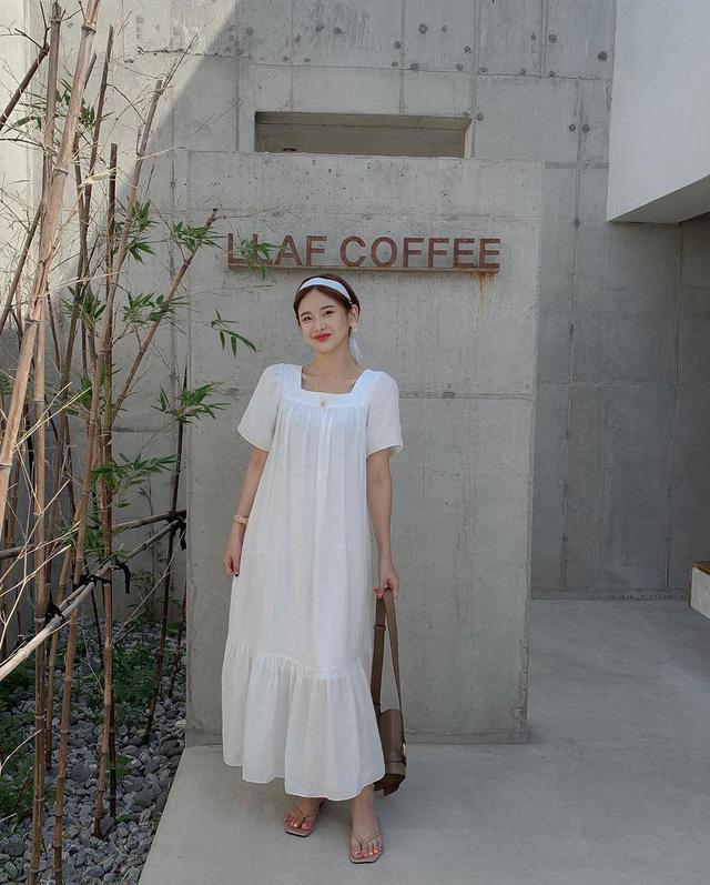 Street style Châu Á: 12 set đồ đơn giản nhưng nhìn nàng nào cũng 'lên hương' nhờ loạt bí quyết hay - Ảnh 11