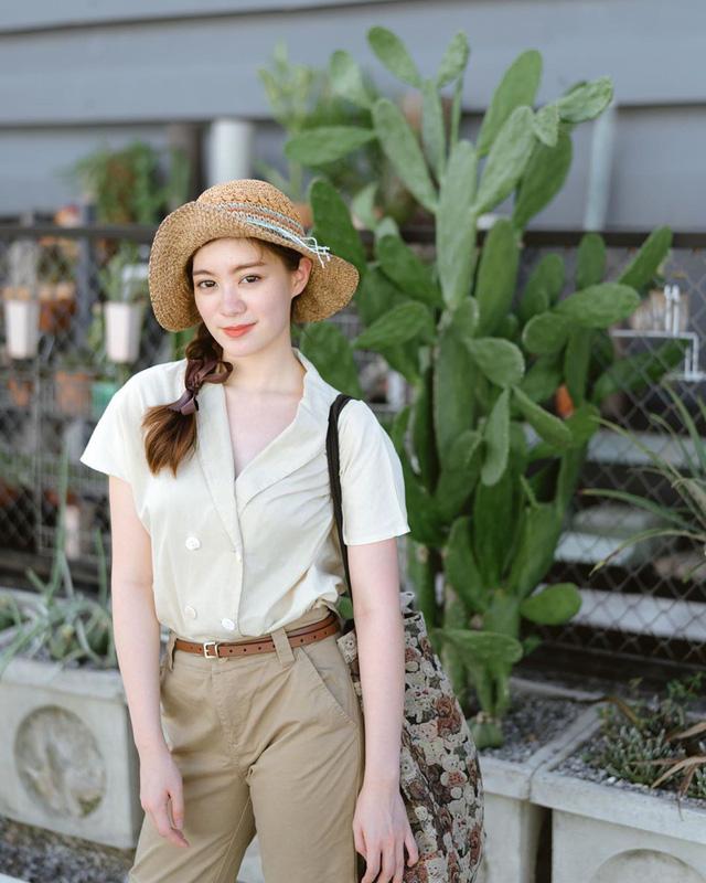Street style Châu Á: 12 set đồ đơn giản nhưng nhìn nàng nào cũng 'lên hương' nhờ loạt bí quyết hay - Ảnh 12