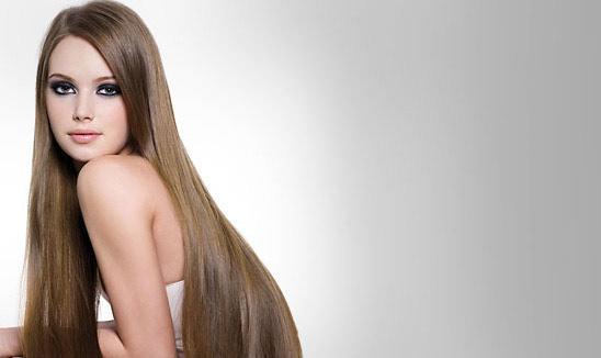 9 nguyên liệu nhà bếp giúp tóc thẳng mượt không cần duỗi - Ảnh 1