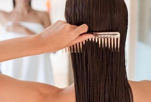 9 nguyên liệu nhà bếp giúp tóc thẳng mượt không cần duỗi - Ảnh 2
