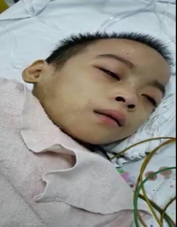 Điều ước giản đơn của bé gái 8 tuổi bị cha bỏ rơi, giành giật sự sống từng ngày với căn bệnh ung thư máu - Ảnh 1