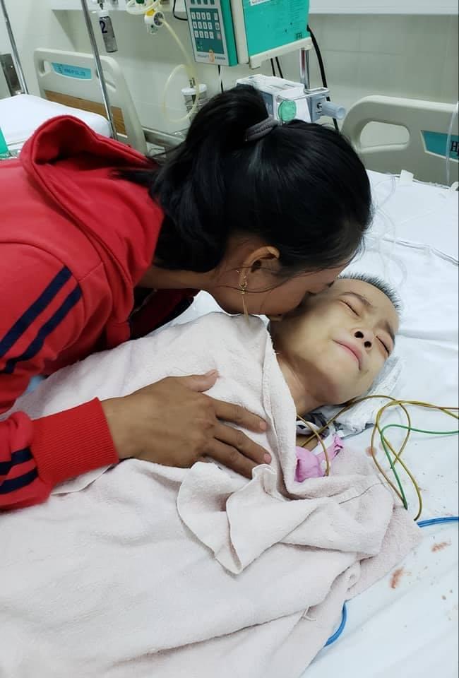 Điều ước giản đơn của bé gái 8 tuổi bị cha bỏ rơi, giành giật sự sống từng ngày với căn bệnh ung thư máu - Ảnh 2