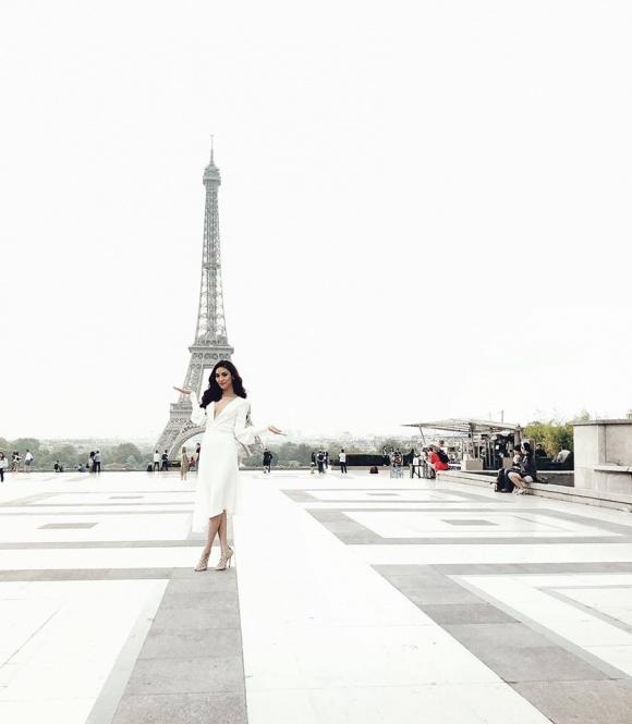 Lan Khuê e ấp bên chồng sắp cưới khi đi du lịch ở Pháp - Ảnh 6