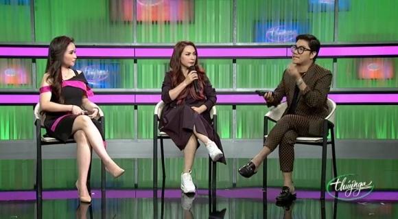 Phi Nhung tiết lộ: 'Bây giờ tôi muốn lấy chồng lắm rồi, khán giả cần phải giải nghiệp cho tôi' - Ảnh 2