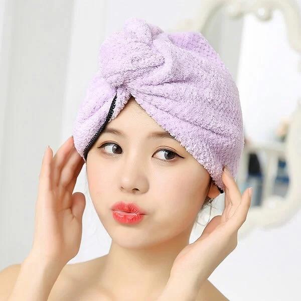 Bí quyết ngăn ngừa tóc khô xơ mùa thu đông - Ảnh 2