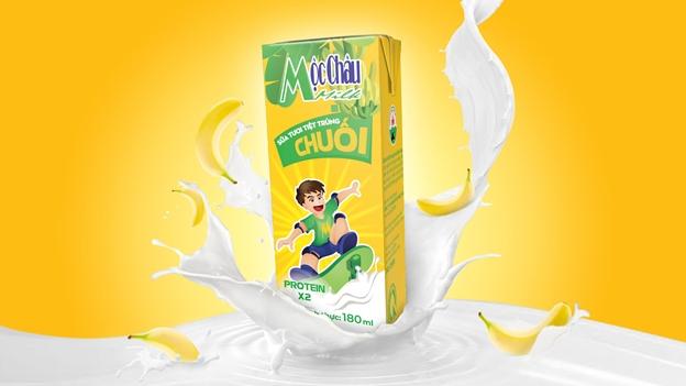 Bộ ba 'Sữa tươi Năng lượng' Mộc Châu Milk lấy lòng trẻ nhỏ thế nào? - Ảnh 2