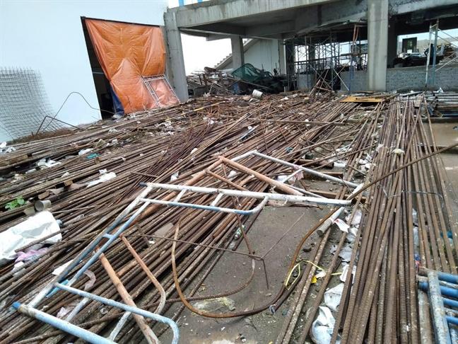 Dự án 35 Hồ Học Lãm xây chưa xong đã ép dân vào ở - Ảnh 2