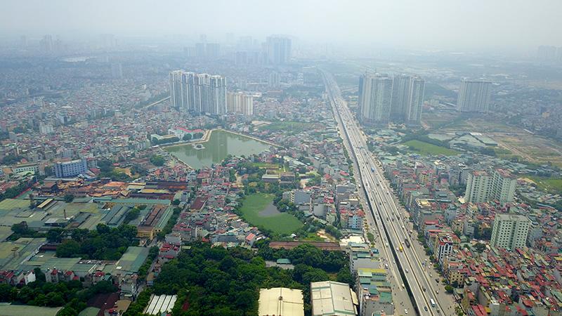 Hà Nội: Mới chỉ thu được hơn 5.000 tỉ tiền đấu giá quyền sử dụng đất - Ảnh 1