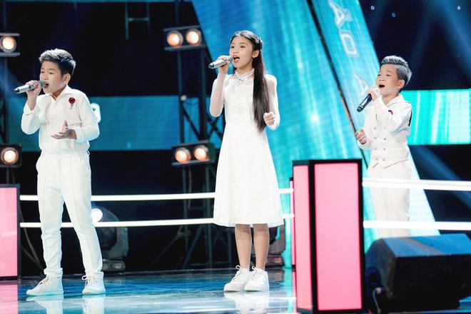 Giọng hát Việt nhí: Cậu bé với biểu cảm như 'ông cụ non' khiến Soobin Hoàng Sơn không nhịn được cười - Ảnh 2