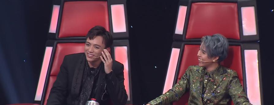 Giọng hát Việt nhí: Cậu bé với biểu cảm như 'ông cụ non' khiến Soobin Hoàng Sơn không nhịn được cười - Ảnh 5